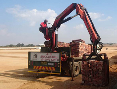 A-B Brickworks - manufacturers and suppliers of Clay Bricks